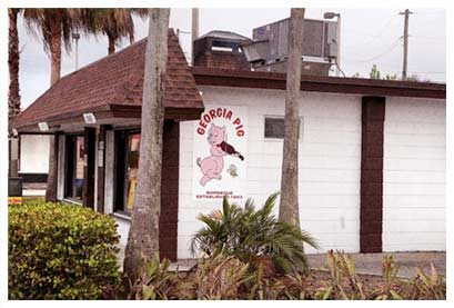 We Are South Florida S Only Authentic Open Pit Barbeque That Is Commonly Referred To As The Pig Like Think Of Ourselves A Family Restaurant